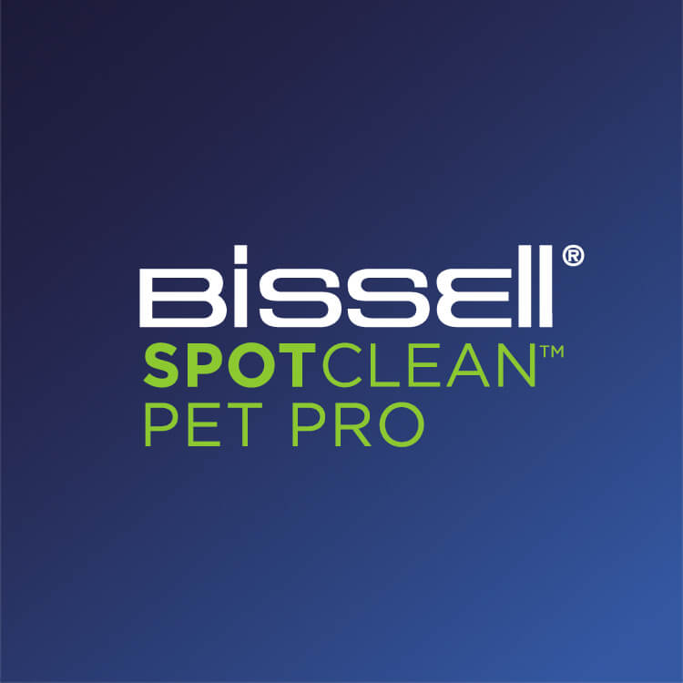 BISSELL SpotClean Pet Pro-Logo